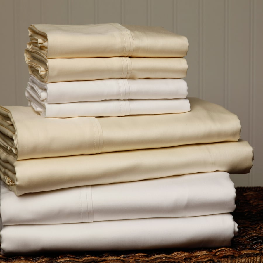 Fashion Bed Group Twin Extra-Long Microfiber Set Sheet