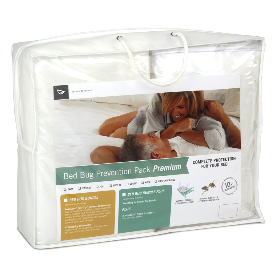 Fashion Bed Group Polyester Full Mattress Cover with Bed Bug Protection