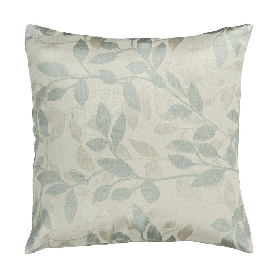 Surya 18-in W x 18-in L Khaki Indoor Decorative Pillow