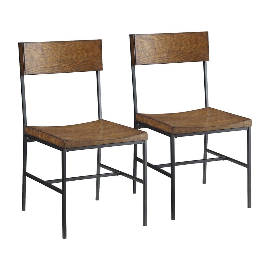 CAROLINA COTTAGE Set of 2 Berkshire Side Chairs