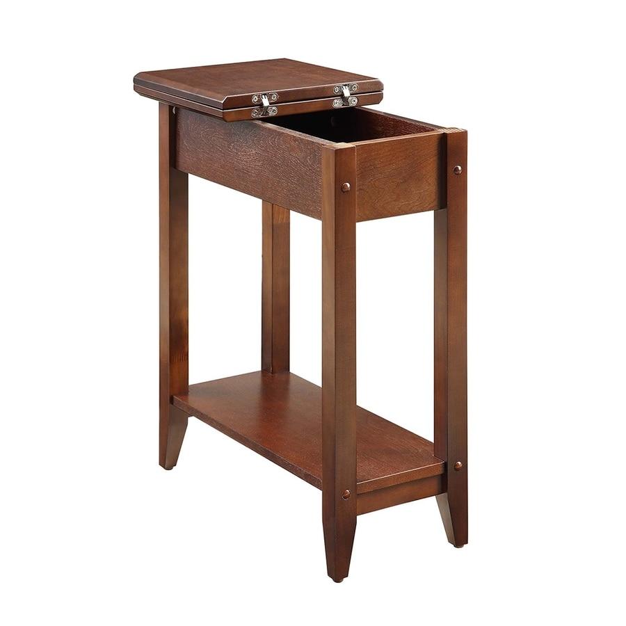 Convenience Concepts American Heritage Espresso End Table