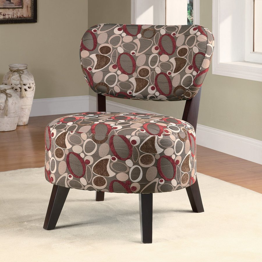 Coaster Fine Furniture Brown Accent Chair
