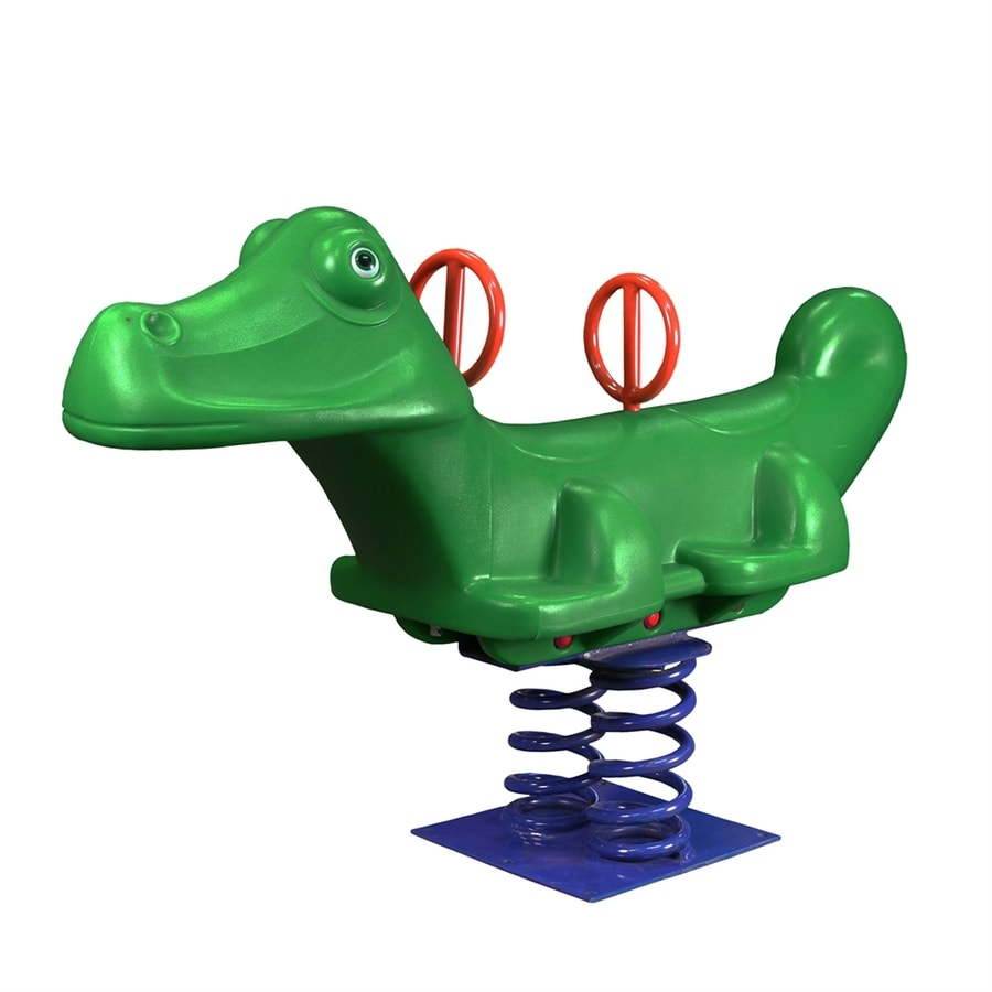 Gorilla Playsets Gator Spring Riding Toy