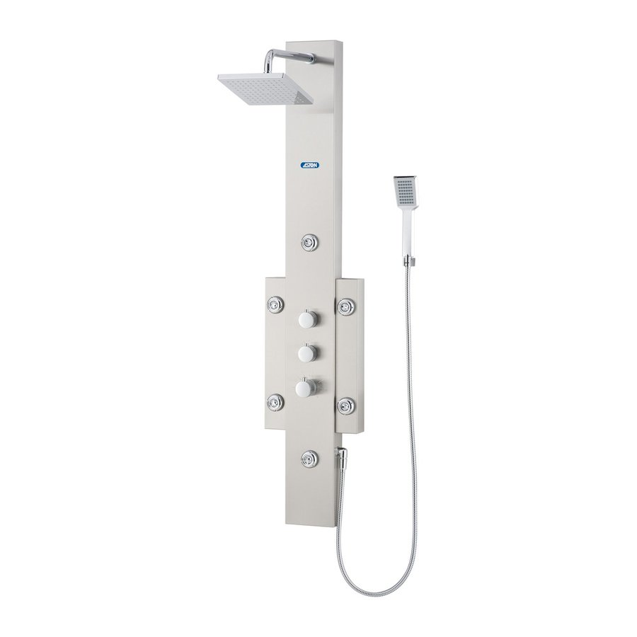Aston 3-Way Shower Panel System