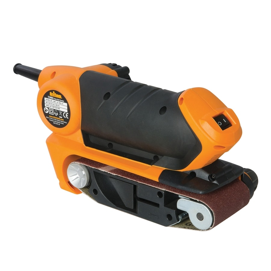 Triton Tools 4.13-in x 10.04-in Palm Sander