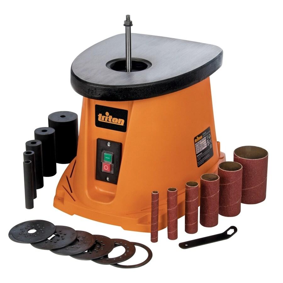 Shop Triton Tools 3 5 Amp Benchtop Sander At