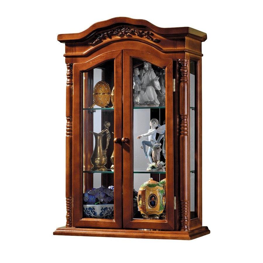 Design Toscano Beacon Hill Curio Cabinet