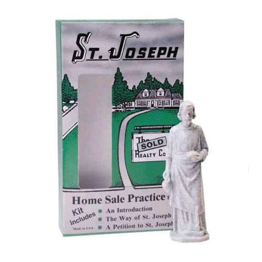 Design Toscano St. Joseph Home Sale Kit