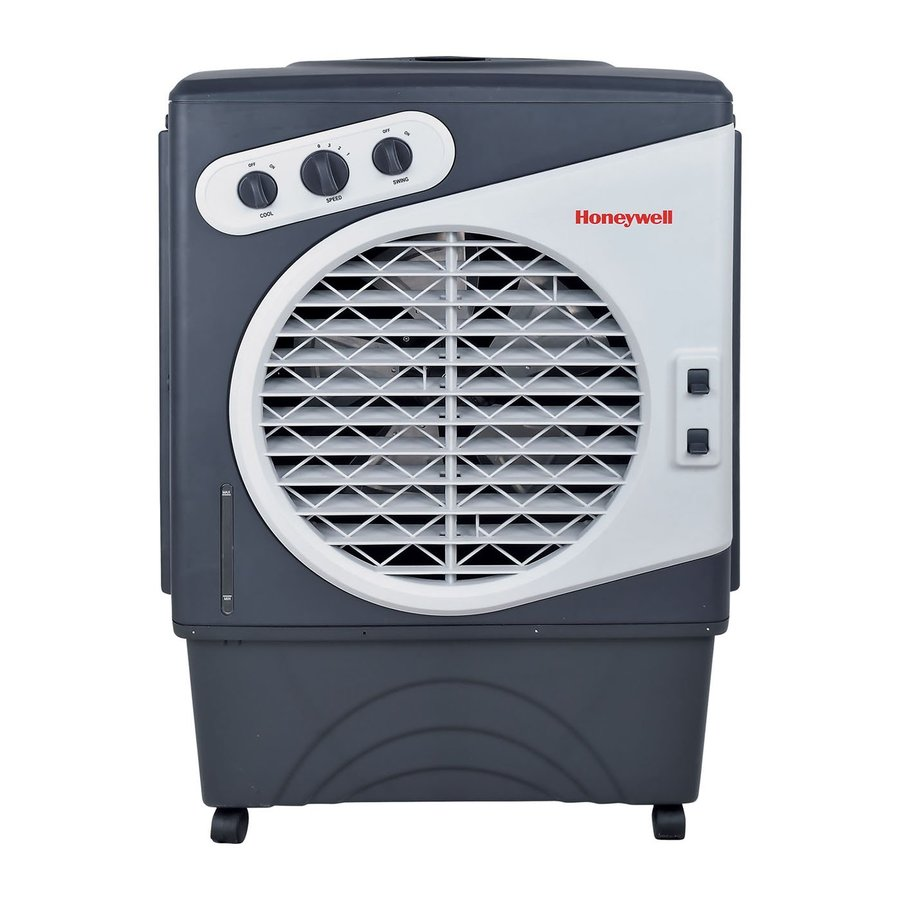 Shop Honeywell -BTU 850-sq ft 120-Volt Portable Air ...