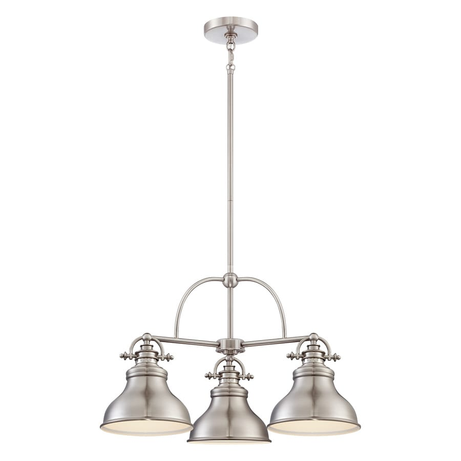 Quoizel Emery 3-Light Antique Nickel Modern/Contemporary