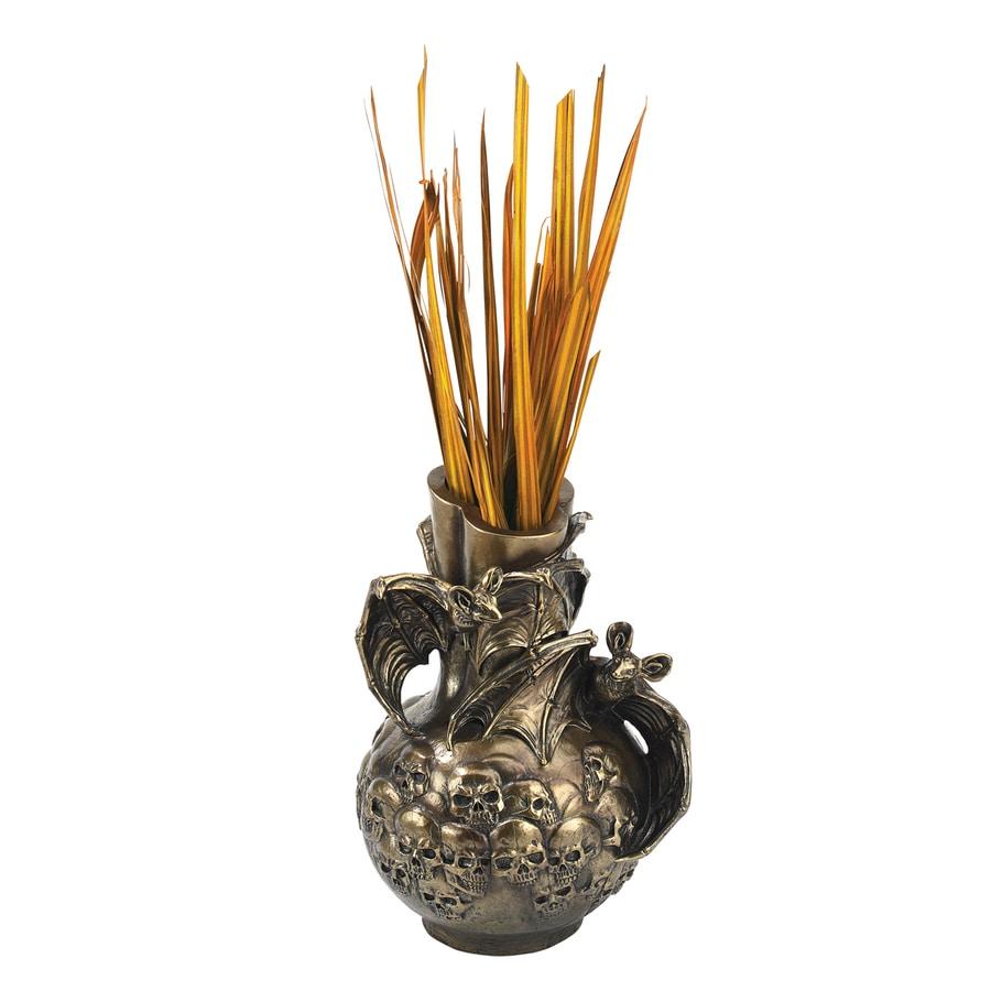 Design Toscano Gothic Vampire Amphora Tabletop Vase