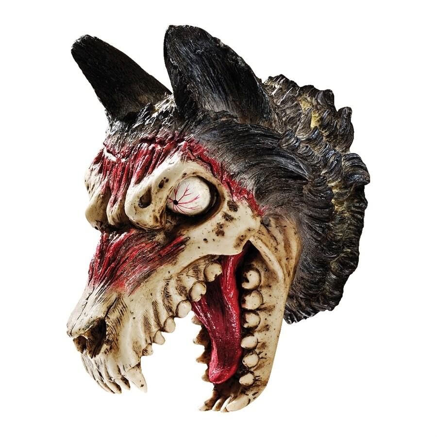 Design Toscano Werewolf Zombie Wall-Mounted Sculpture