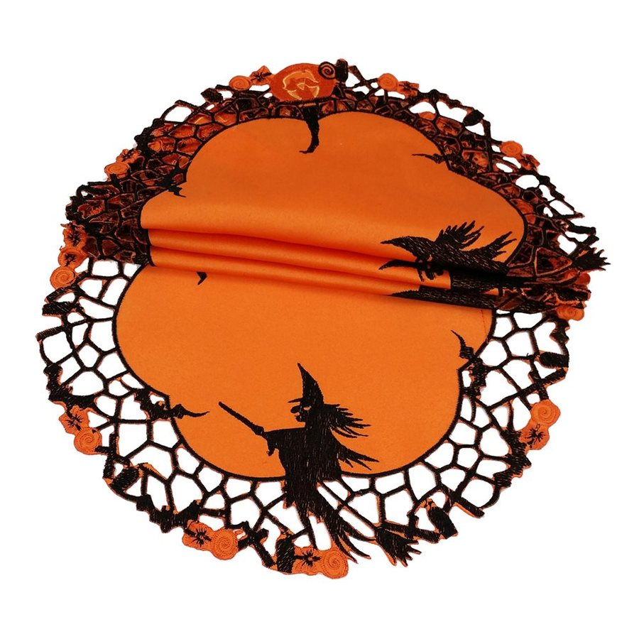 XIA Home Fashions Witch Placemats