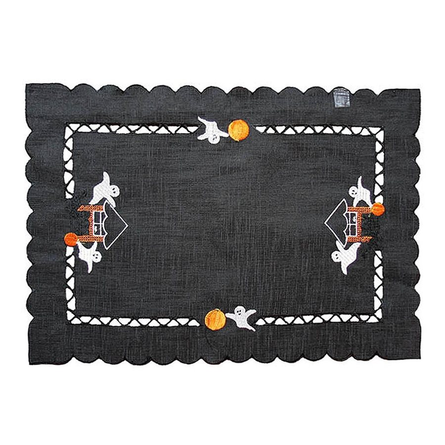 XIA Home Fashions Haunted House Haunted House Placemats