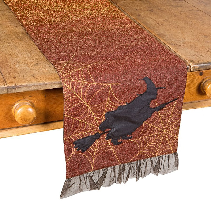 XIA Home Fashions Witching Hour Witch