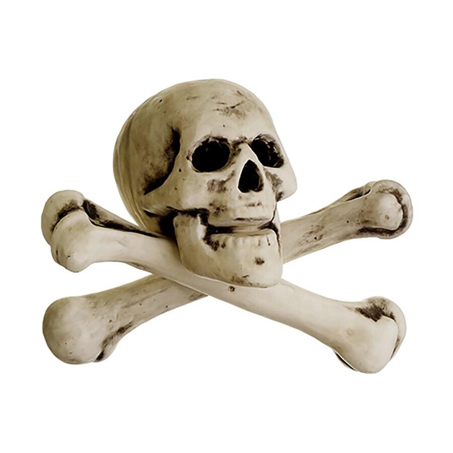 Northlight Tabletop Skull & Crossbones Figurine