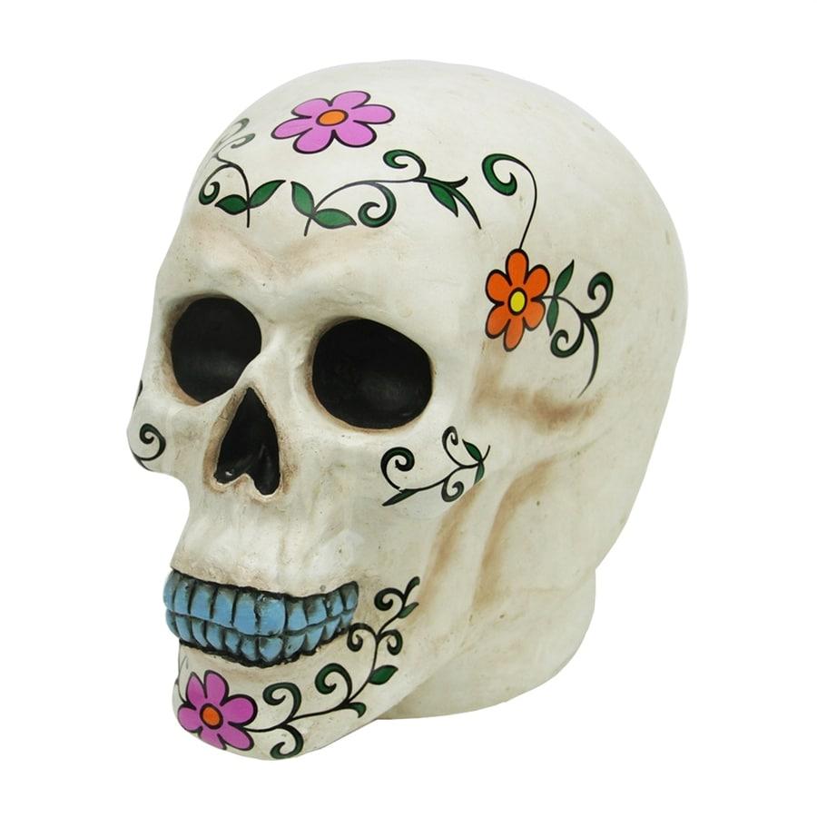 Northlight Skull Figurine