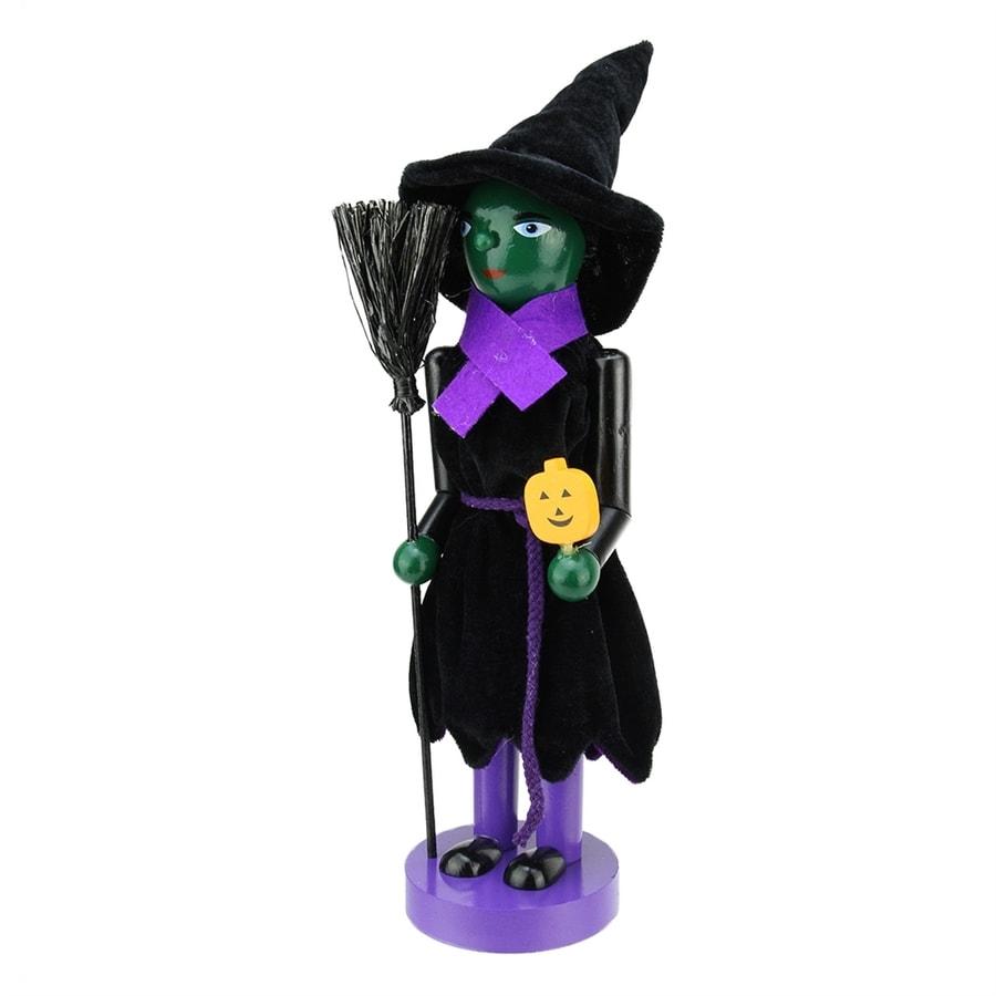 Northlight Tabletop Witch Nutcracker