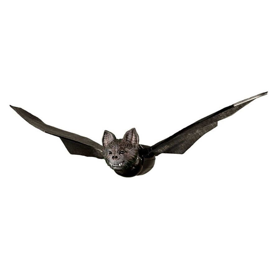 J. Marcus Animatronic Pre-Lit Musical Freestanding Bat Figurine with Lights
