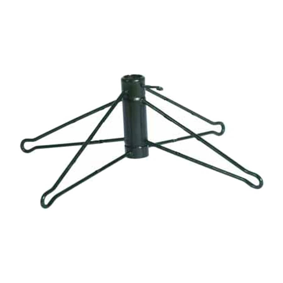 Northlight 19.5-in Green Metal Tree Stand for 10-ft Tree