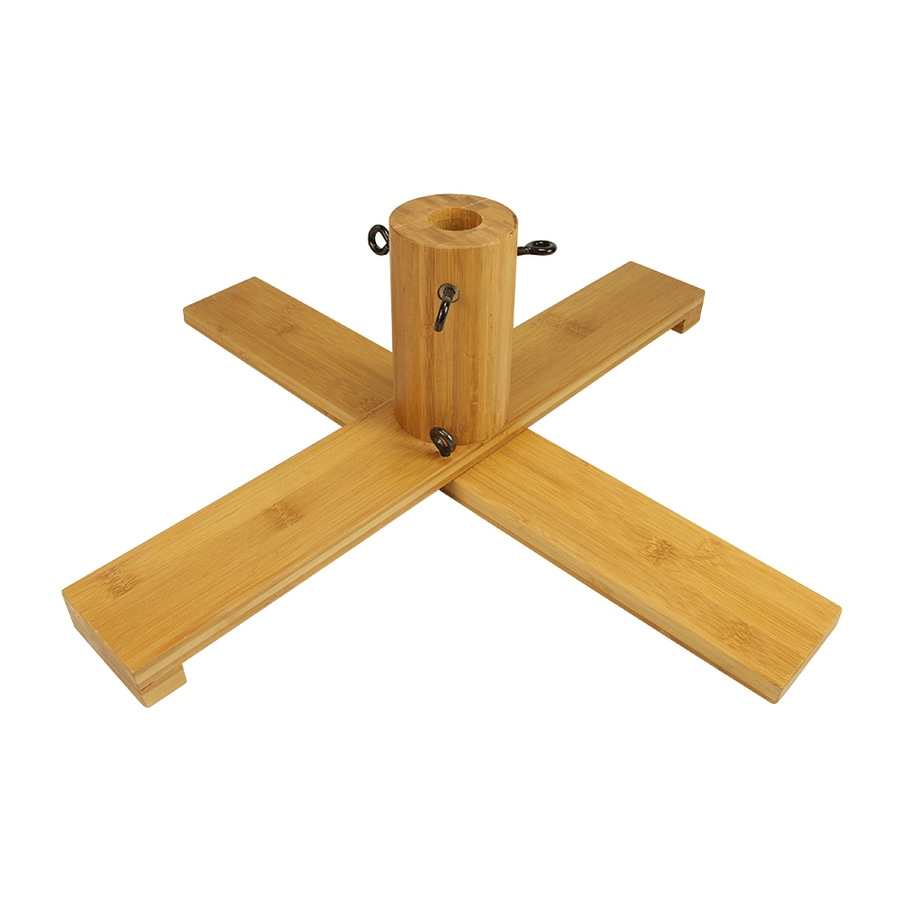 Northlight 29-in Wood Tree Stand for 9.5-ft Tree