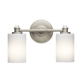 Bathroom Light Fixtures Vanity shop vanity lights at lowes