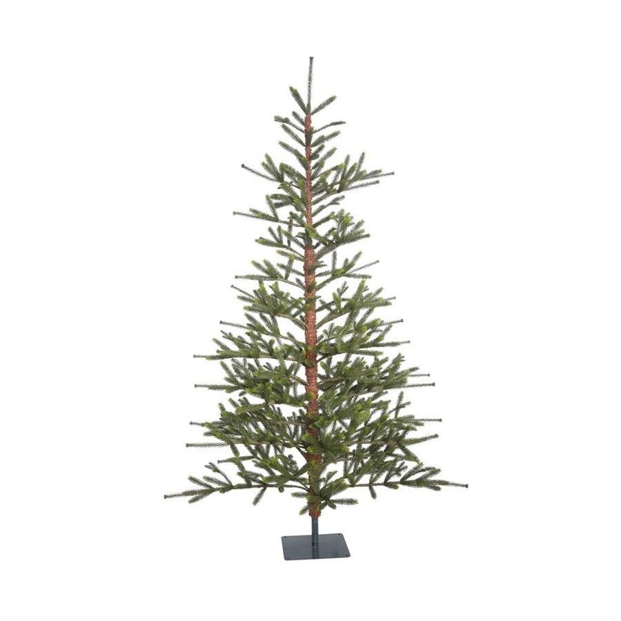 Slim 7 5 Ft Christmas Tree: Shop Vickerman 7-ft Rock Pine Slim Artificial Christmas