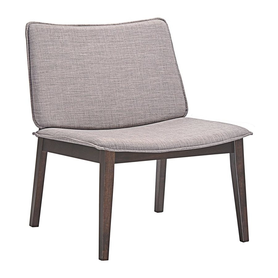 Modway Evade Gray Accent Chair