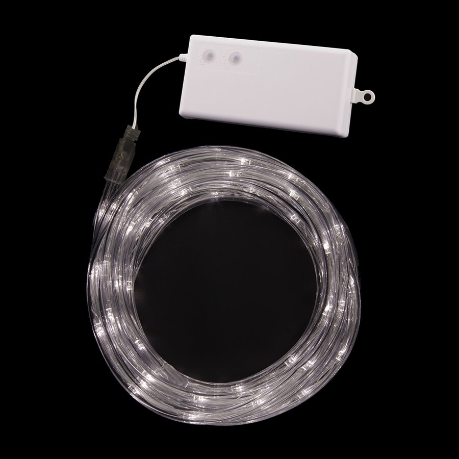 Flipo 16.5-ft LED White Rope Light