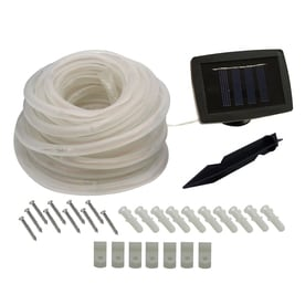 Shop rope lights at lowes flipo 33 ft led white rope light mozeypictures Image collections