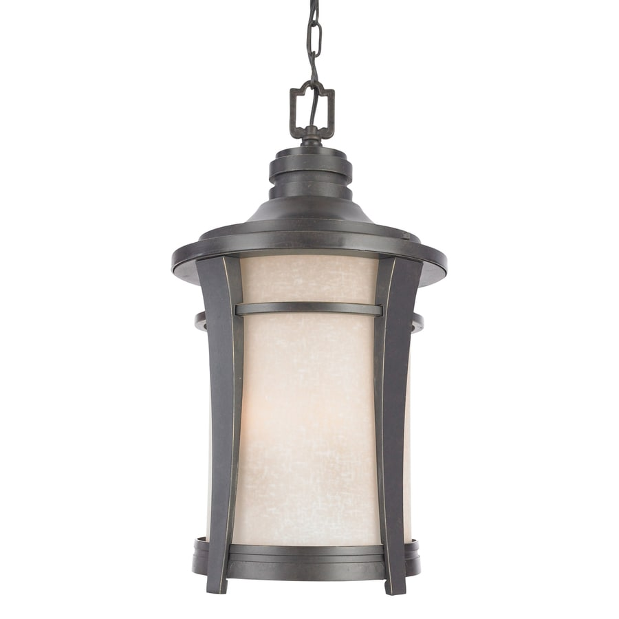 Quoizel Harmony 20.5-in Imperial Bronze Outdoor Pendant Light