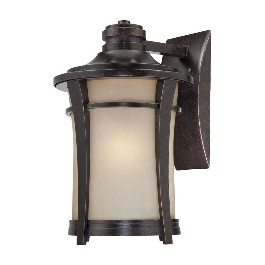 Quoizel Harmony 20.5-in H Imperial Bronze Outdoor Wall Light