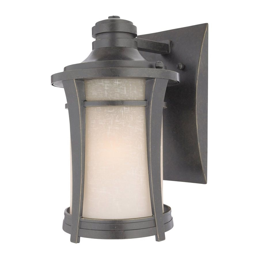 Quoizel Harmony 10.5-in H Imperial Bronze Outdoor Wall Light