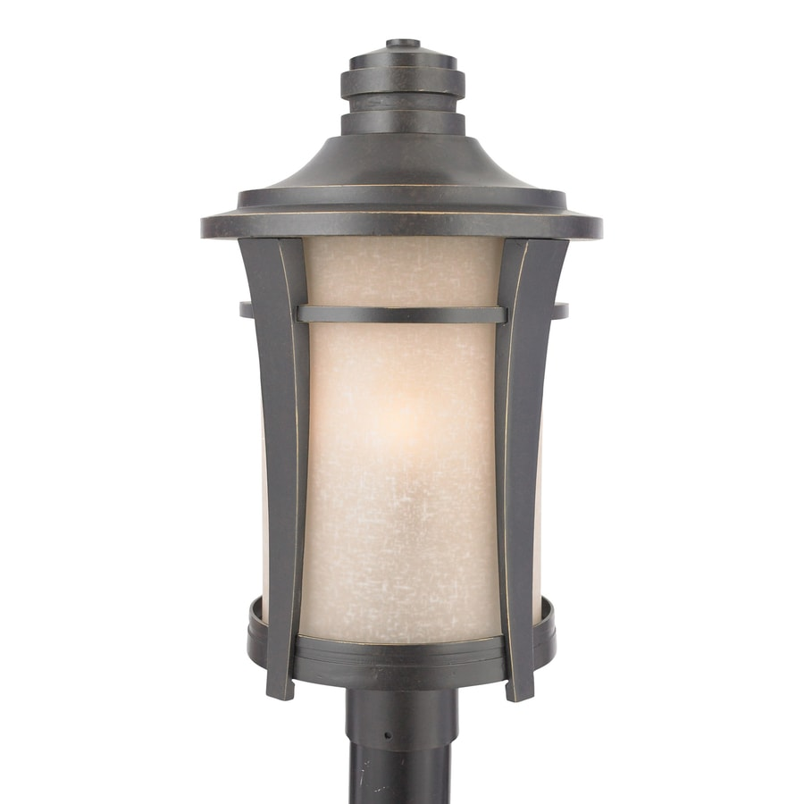 Quoizel Harmony 20-in H Imperial Bronze Post Light