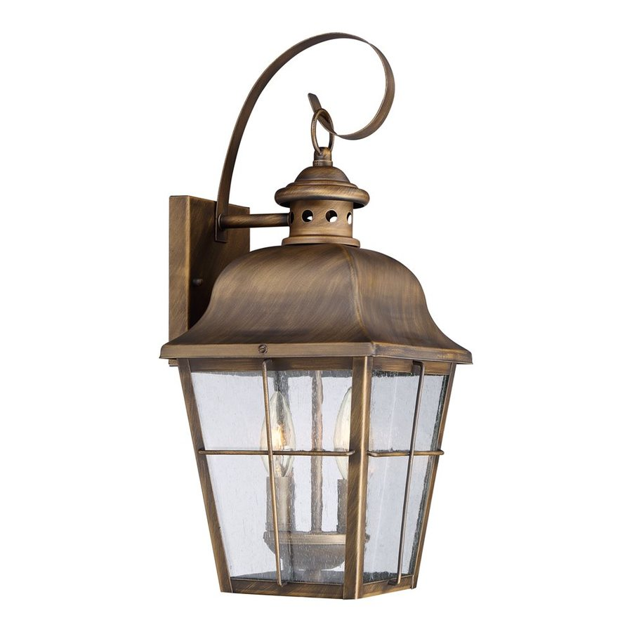Quoizel Millhouse 18.5-in H Veneto Outdoor Wall Light