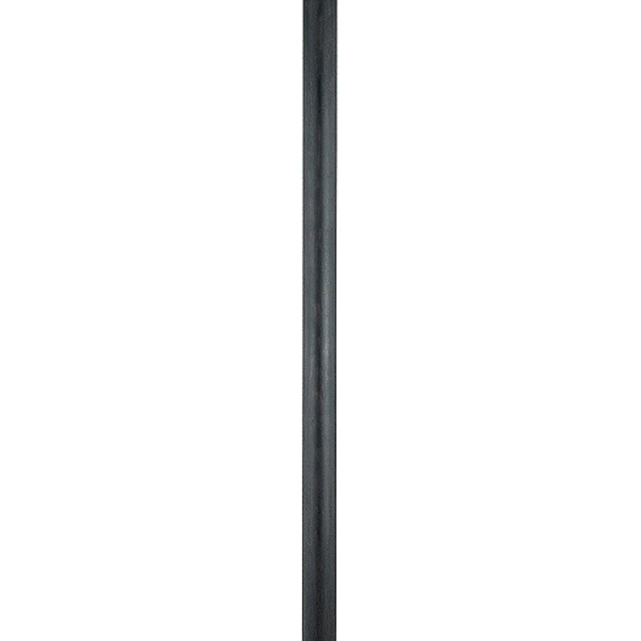 Quoizel Medici Bronze 84-in Post Light Pole