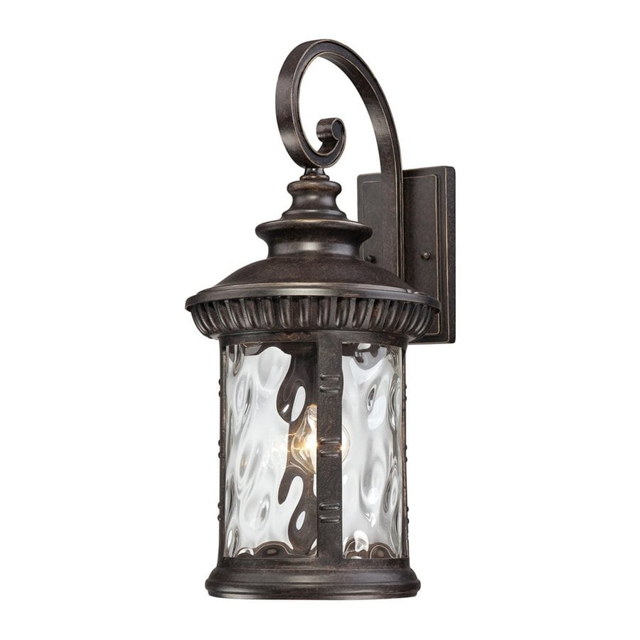 Quoizel Chimera 22.5-in H Imperial Bronze Outdoor Wall Light