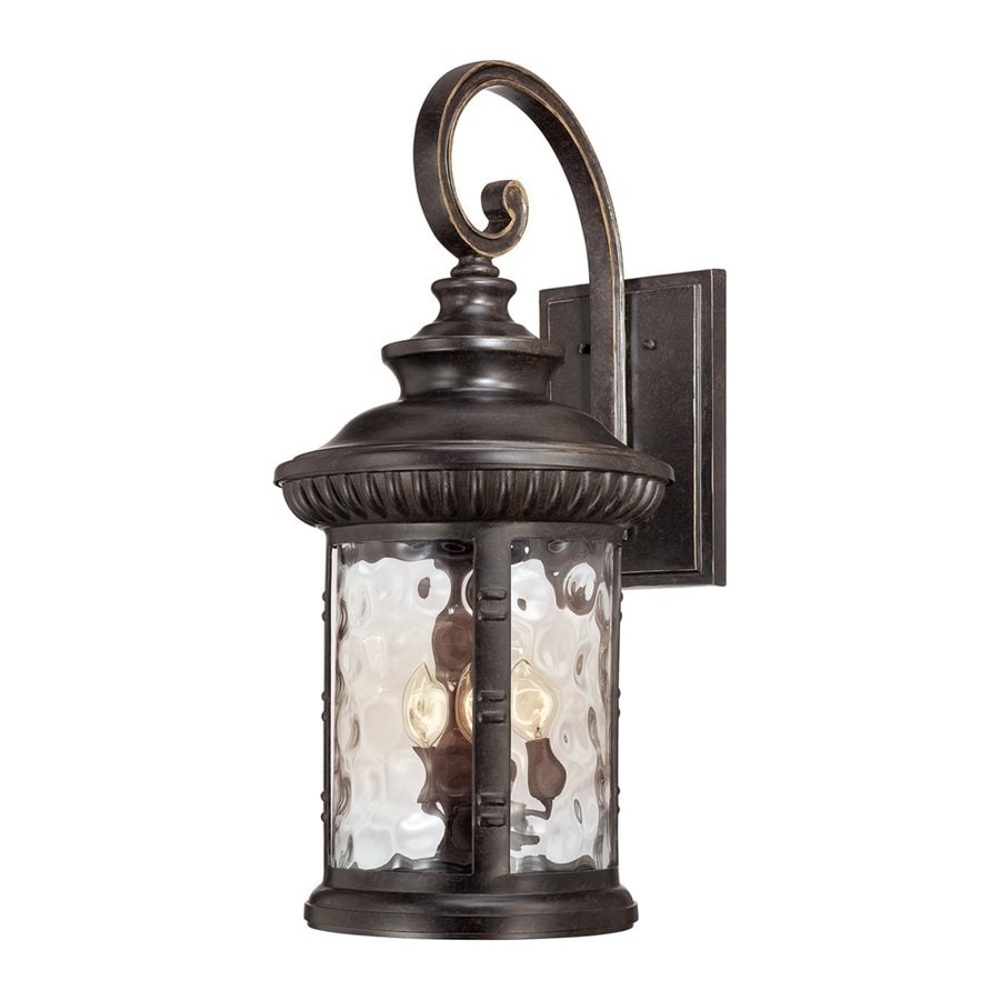 Quoizel Chimera 28-in H Imperial Bronze Outdoor Wall Light