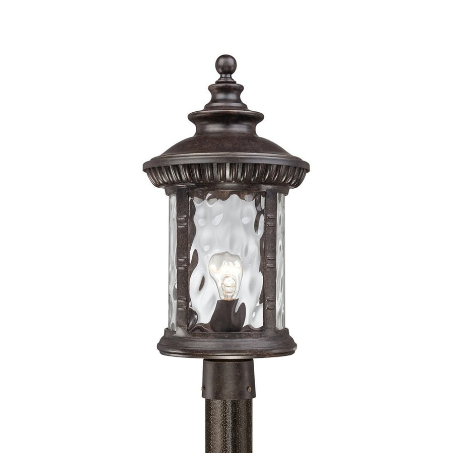Quoizel Chimera 21.5-in H Imperial Bronze Post Light
