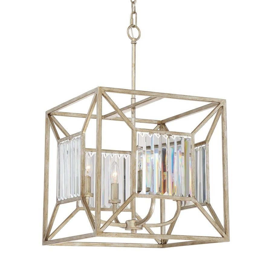 Shop quoizel sabrina 16 in 4 light vintage gold crystal cage quoizel sabrina 16 in 4 light vintage gold crystal cage chandelier arubaitofo Image collections