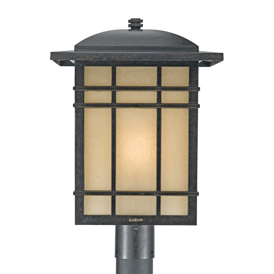 Quoizel Hillcrest 19.5-in H Imperial Bronze Post Light