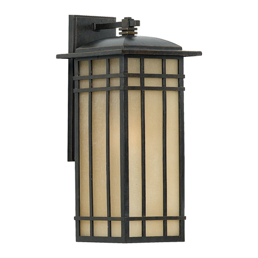 Quoizel Hillcrest 20-in H Imperial Bronze Outdoor Wall Light
