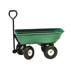 Precision Products 4 Cu Ft Steel Yard Cart