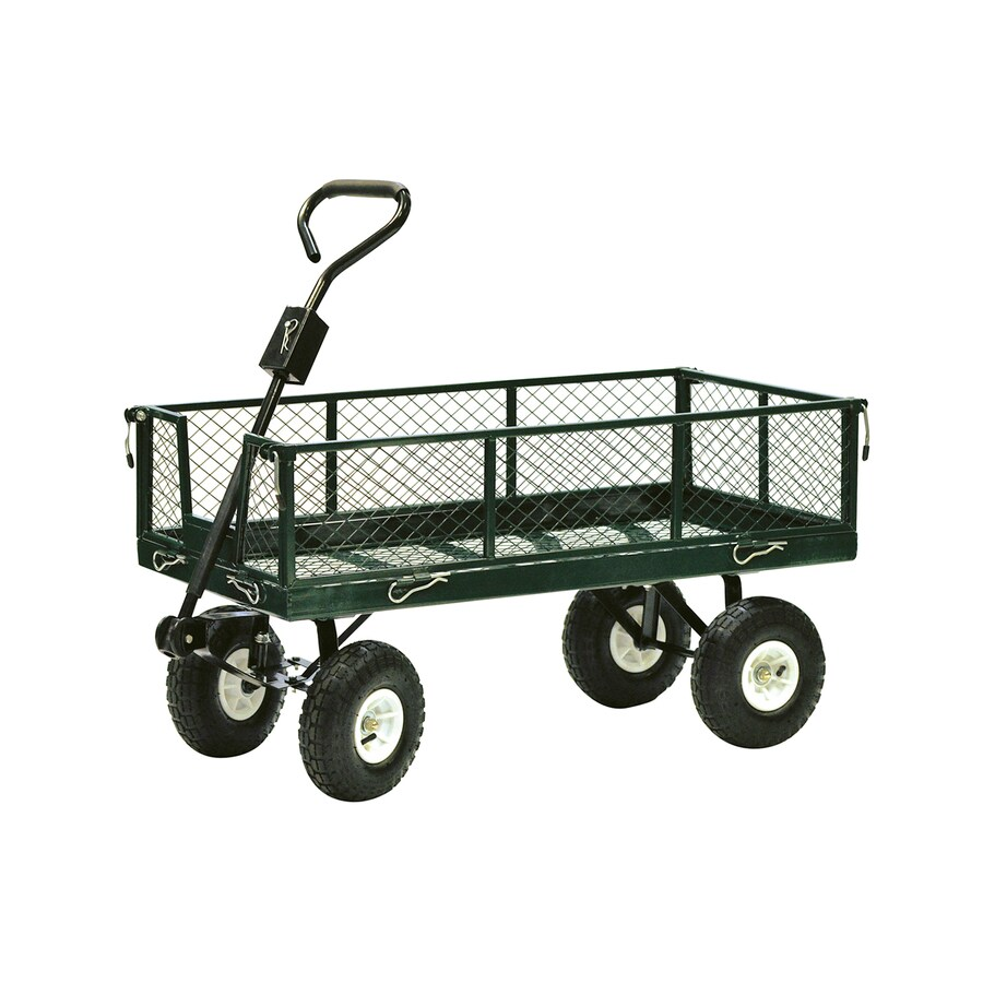 Shop Precision Products Steel Yard Cart At