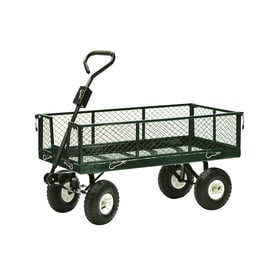 Nice Precision Products Steel Yard Cart