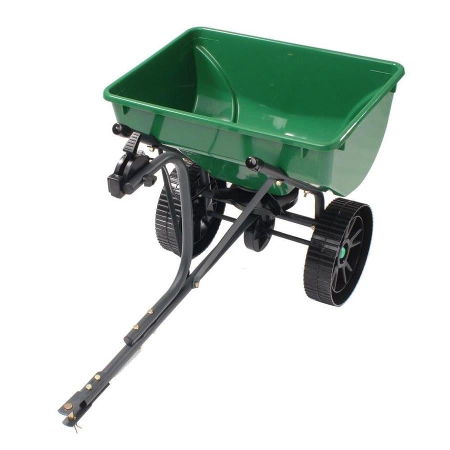 Precision Products 65-lb Capacity Tow-Behind Lawn Spreader
