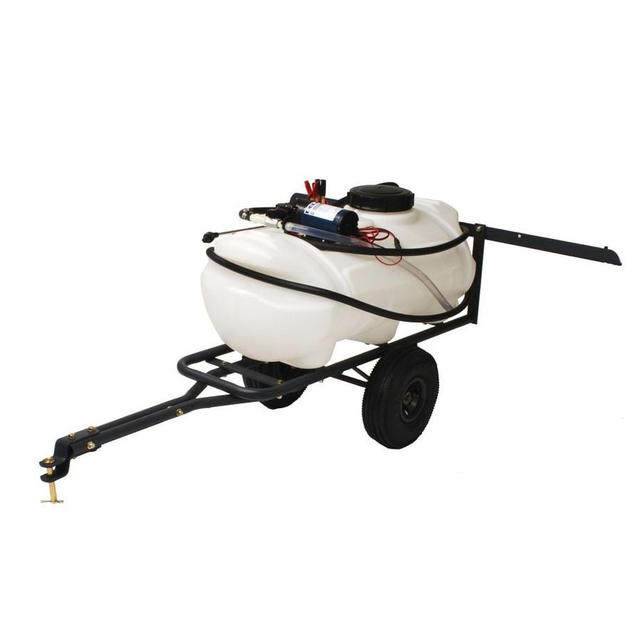 Precision Products 15-Gallon Plastic Tank Sprayer