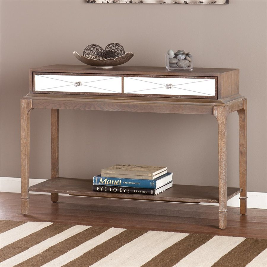 Boston Loft Furnishings Eve Poplar Console Table