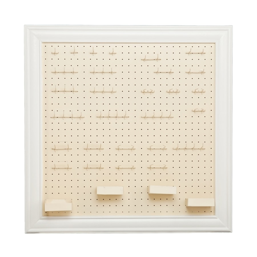 Boston Loft Furnishings Anna Griffin MDF Pegboard (Actual: 32-in x 32-in)