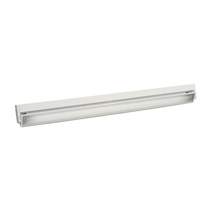 Galaxy 36-in Hardwired Under Cabinet Fluorescent Light Bar